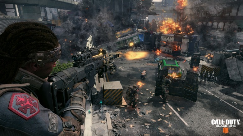 Call Of Duty Black Ops 4 Xbox One Novo Fisica R 79 90 Em