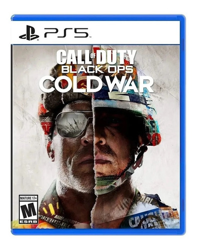 call of duty black ops cold war ps5 fisico sellado original