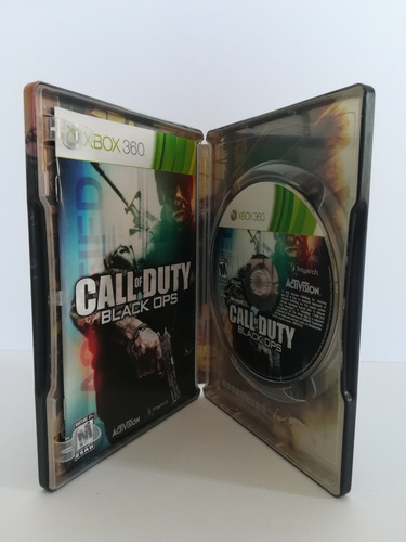 call of duty: black ops hardened edition xbox360, cyclegames