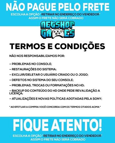 call of duty: black ops iii 3 português - psn ps3 - envio ja