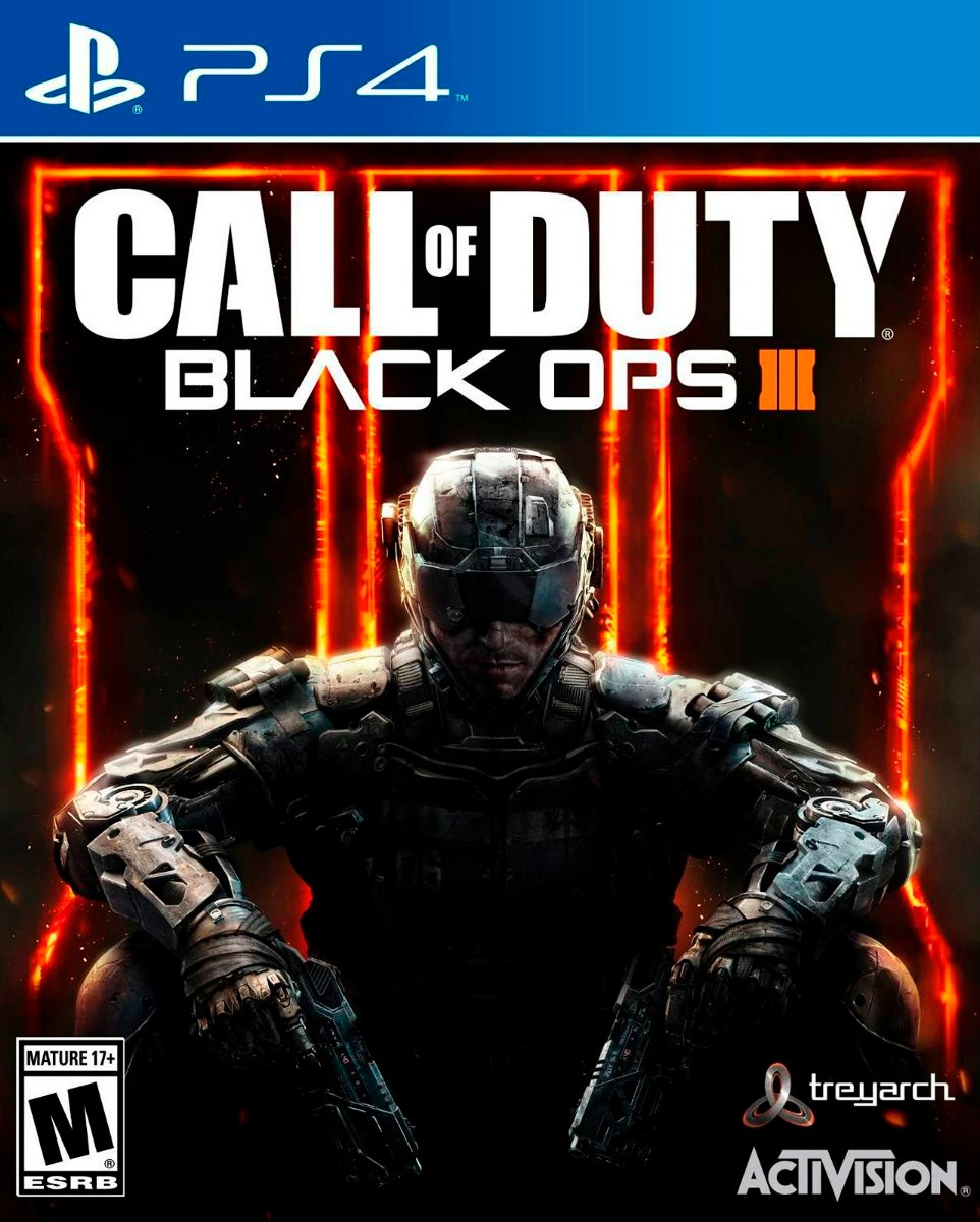 Call Of Duty Black Ops Iii Ps4 Ingles Juegos Ps4 Delivery S 99 99