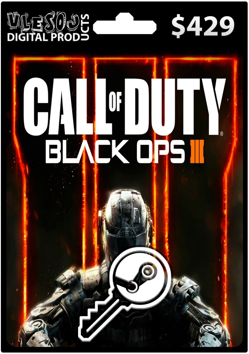 Call Of Duty Black Ops Iii Steam Key 2 Juegos Random