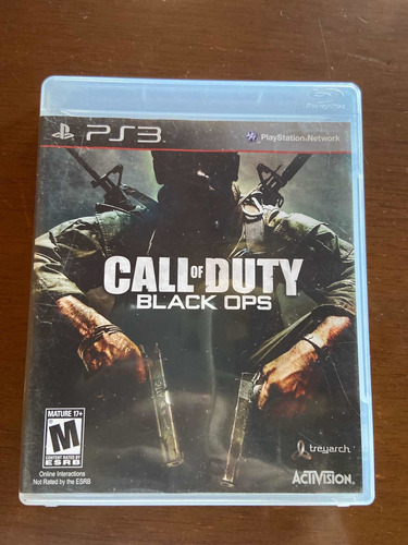 call of duty black ops juego play 3