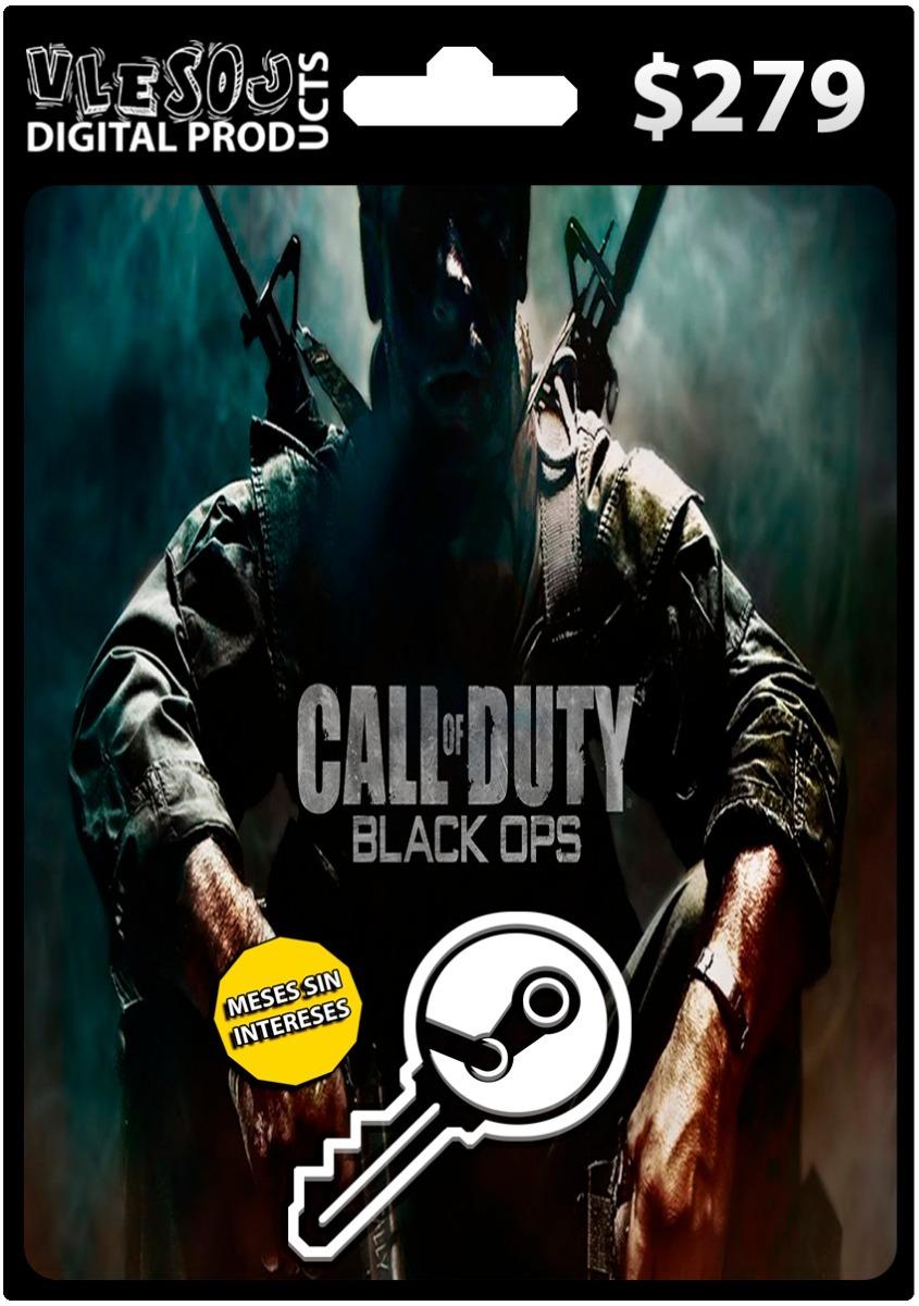 Call Of Duty Black Ops Steam Key 2 Juegos Random Msi
