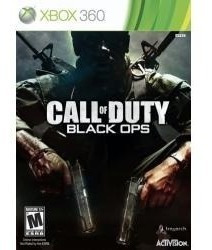 call of duty black ops xbox nuevo sellado
