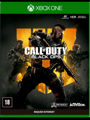 call of duty black ops xbox one lacrado