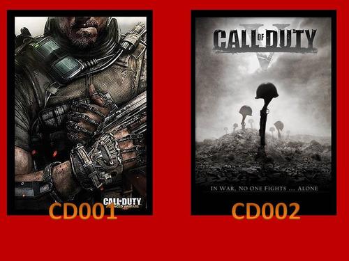 call of duty- caderno personalizado  10  matéria