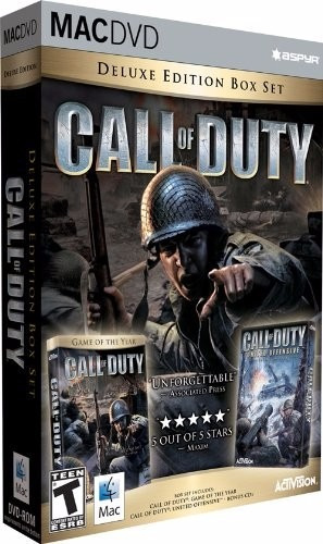 call of duty deluxe edition - call of duty, call of duty uni