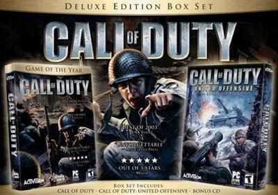 Call Of Duty Deluxe Edition Para Computador - $ 22.000 en Mercado ...