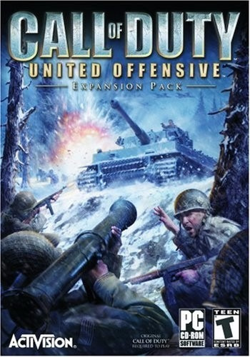 call of duty: estados expansion pack ofensivo - pc (deluxe)
