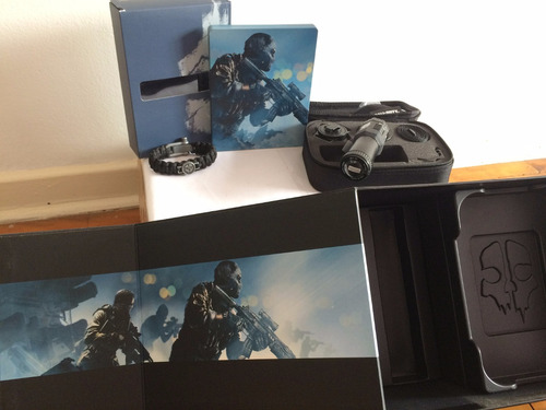 call of duty ghost - prestige edition ps4