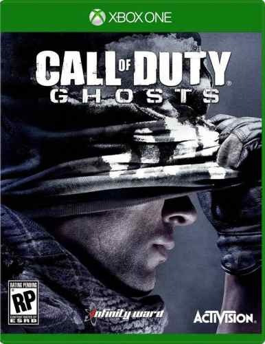 call of duty ghost xbox one juego fisico nuevo