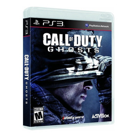 Call Of Duty: Ghosts - Ps3 (físico - Original)