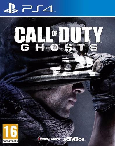 call of duty ghosts digital (código) / ps4