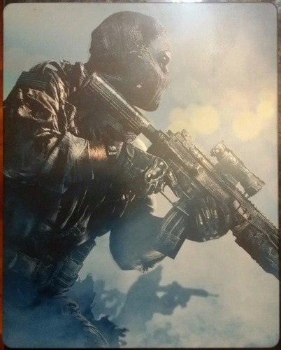 call of duty: ghosts hardened edition ps4 - nuevo