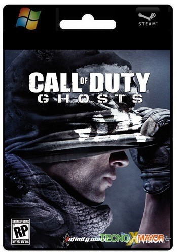 call of duty ghosts juego pc original microcentro