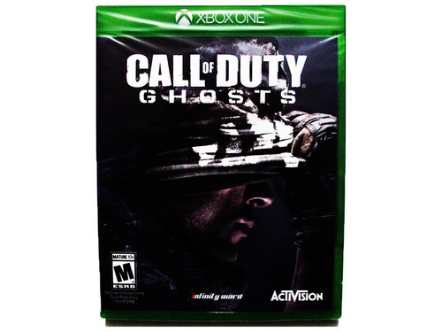 call of duty ghosts nuevo - xbox one