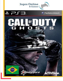 Call Of Duty Ghosts Ps3 Psn Cod Jogo Mídia Digital