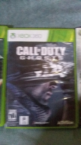 call of duty gosth