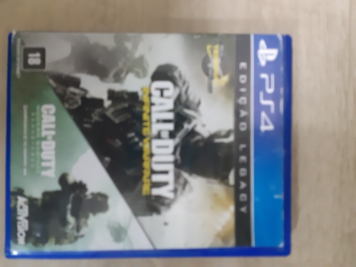 Call-of-duty Infinit-warface-ps4