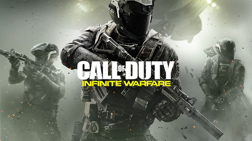 call of duty infinite - ps4 - easy games