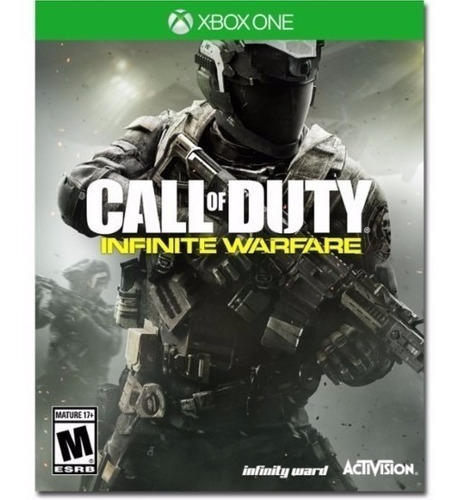 call of duty infinite warfare - digital xbox one