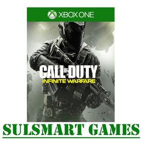 Call Of Duty: Infinite Warfare Ed  Lanç  - Código - Xbox One