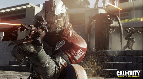 call of duty infinite warfare fisico nuevo ps4 dakmor
