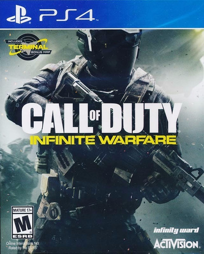 call of duty infinite warfare - ps4 - físico - sellado