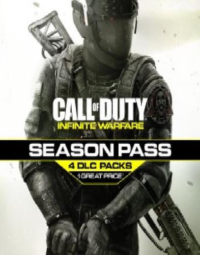 call of duty infinite warfare - season pass ps4 !!!