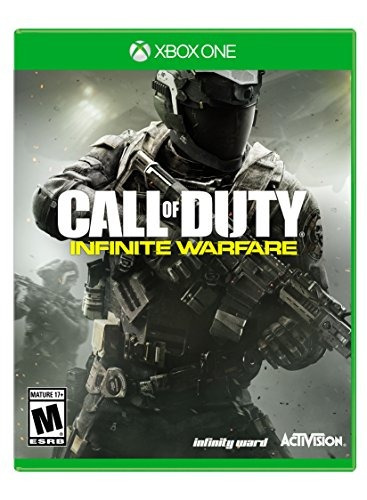 call of duty infinite warfare - xbox one - standard editi ik