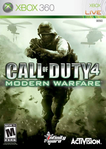 call of duty moder warfare 4