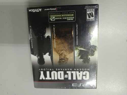 call of duty modern war collection ps3