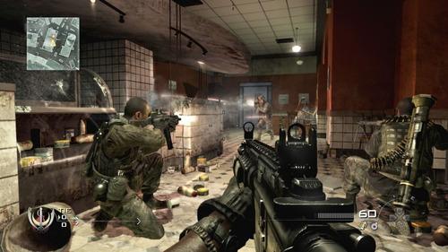call of duty modern warfare 2 mw2 ps3 lacrado mídia física