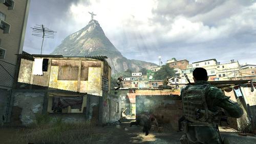 call of duty: modern warfare 2 - pc