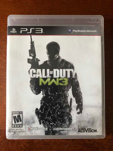 call of duty: modern warfare 3