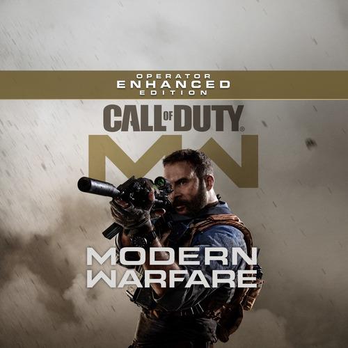 call of duty modern warfare enhanced /*xbox one*/ offline