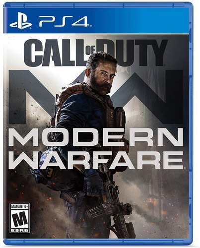 call of duty: modern warfare - juego fisico- envio gratis .