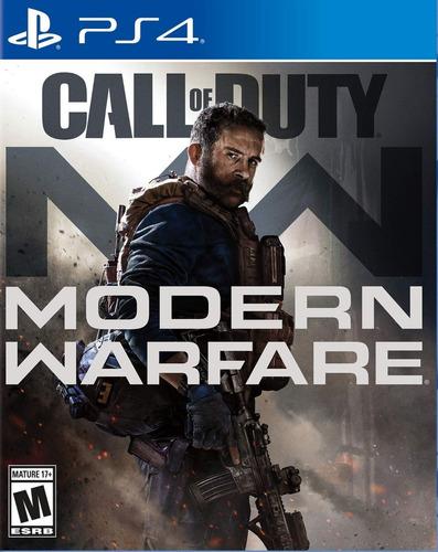 call of duty modern warfare + juegos gratis digital ps4