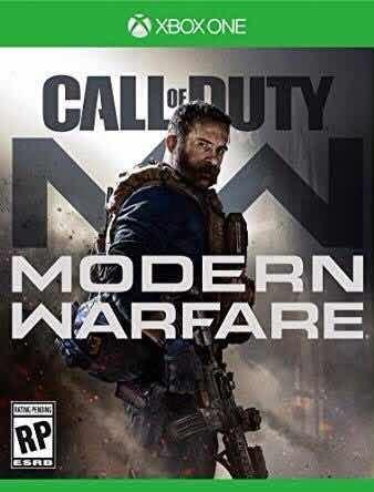 call of duty: modern warfare online