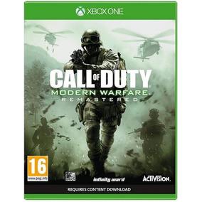 Call Of Duty Modern Warfare Remastered Xbox One Offline