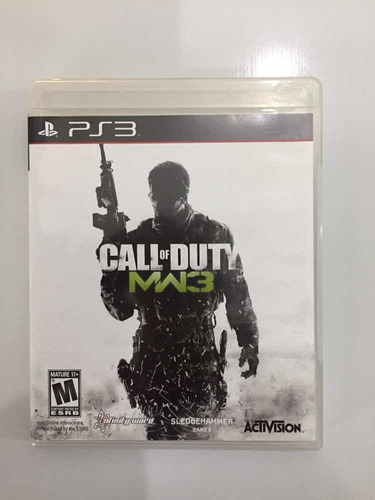 call of duty mw 3 ps3