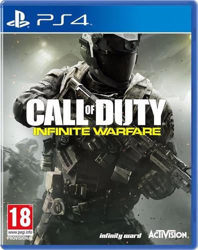 call of duty ps4 infinite warfare  sellado garantia (fortum)