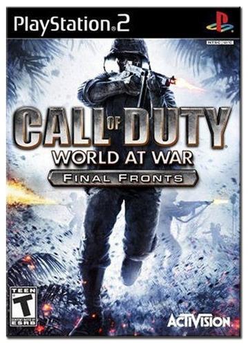 call of duty world at war. ! jogos ps2