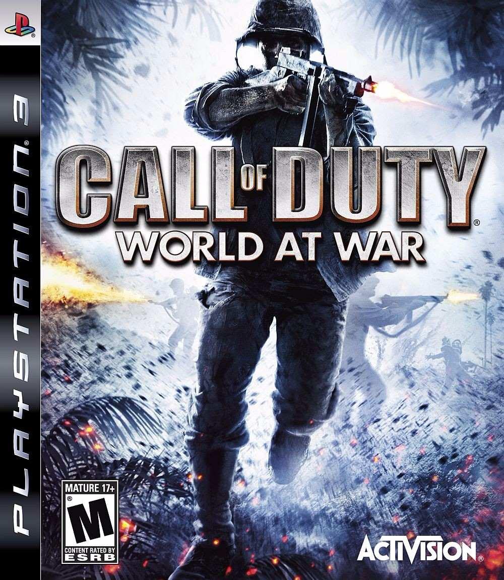 Call of Duty: World at War SEMINUEVO