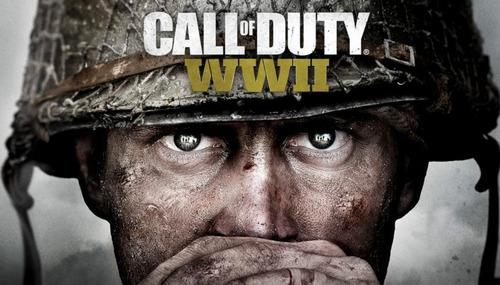 call of duty ww2 ps4 juego tenelo!