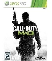 call of duty:modern warfare 3  español xbox 360 envio gratis