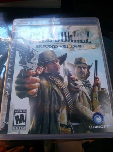 call of juárez - bound in blood ps3