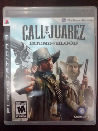 call of juarez bound in blood - ps3 - game freaks