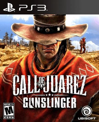 call of juarez gunslinger + iam alive ps3 inmediata